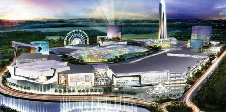 This Mall Will Be So 'Ginormous' That It Will Come With Its Own Mini Suburb