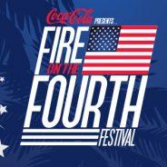Miami Beach Fire on the Fourth Festival