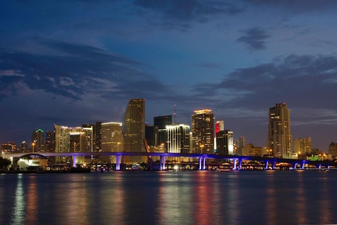 Report- Miami poised for biggest growth over the next five years