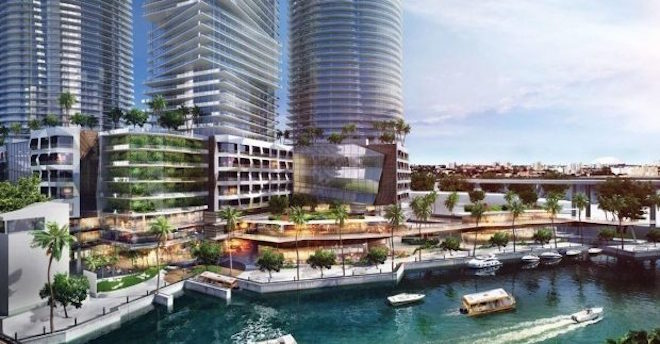 Chetrit's 1 Billion dollar Miami River project to launch this summer