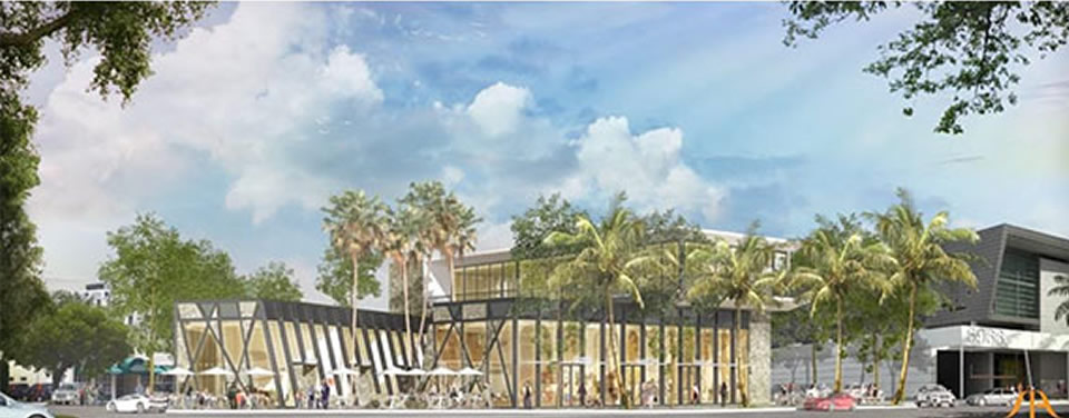 Retail Driven to Developments Aim to Revitalize South Miami