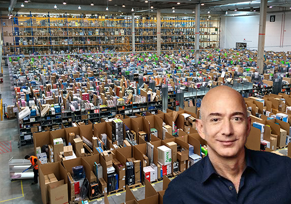 Amazon in Miami $198 million fulfillment center over $51 million in Real Estate