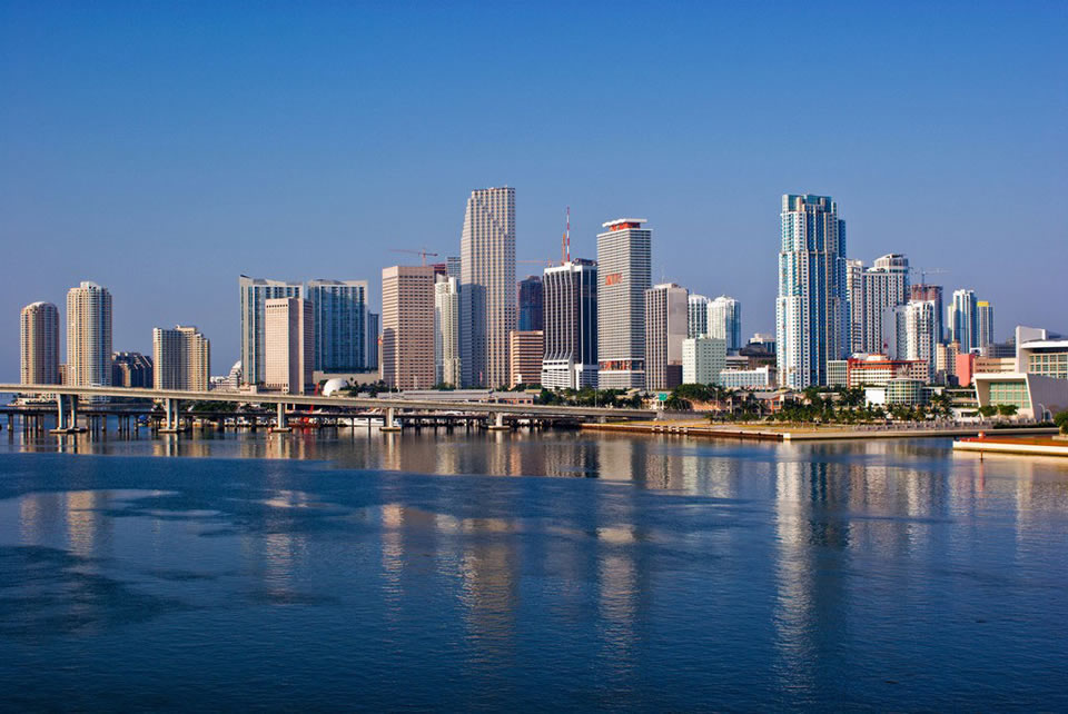Miami sees continued population growth downtown, countering trend