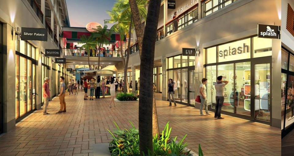 Bayside Marketplace Downtown Miami new look
