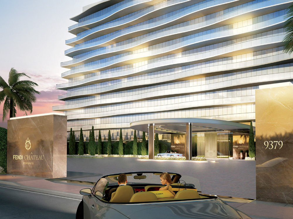 Why are Fashion's biggest brands Getting into Residential Design in Miami