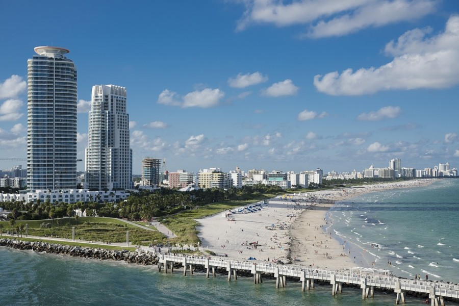 Florida Was The Nation's Second-Fastest Growing State Over The Last Year – over 1000 people a day