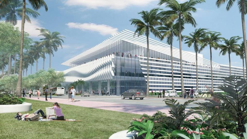 Miami Beach Convention Center renovation speeds up