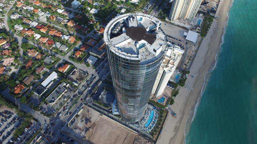 Porsche Design Tower completed in Sunny Isles Beach