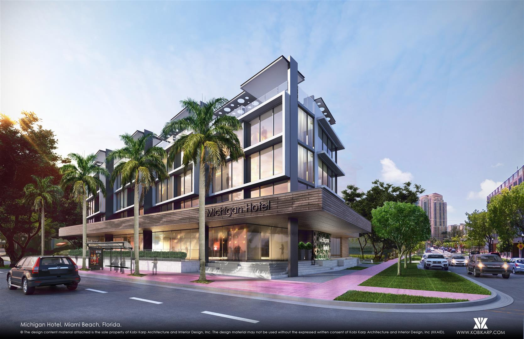 Roca Hotel Now Under Construction On 5th Street In South Beach