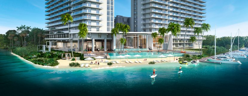 The Harbour, Miami Luxurious Private Retreat