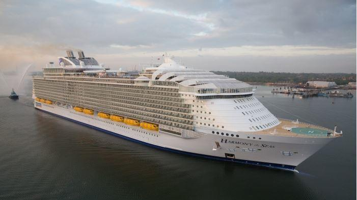 Royal Caribbean sails to $1.28B profit in 2016