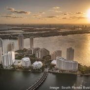 Panorama Tower, Florida's tallest building, tops off in Miami's Brickell
