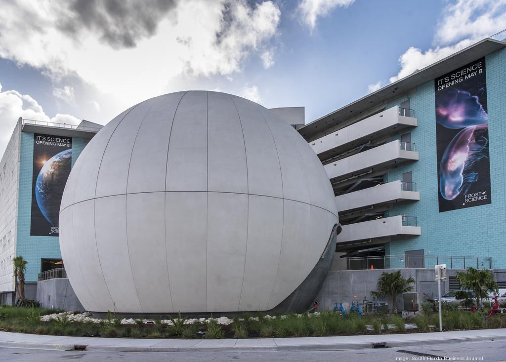 Frost Museum of Science sneak peek, in Miami