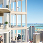 One River Point the skyline of Miami's Riverside Renaissance